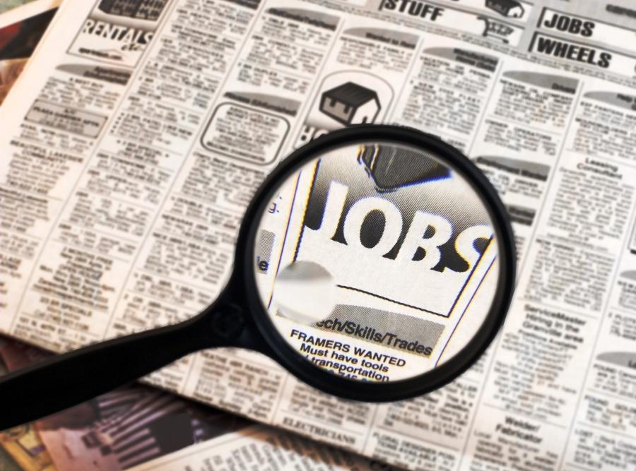 Sunt disponibile 81 locuri de muncă