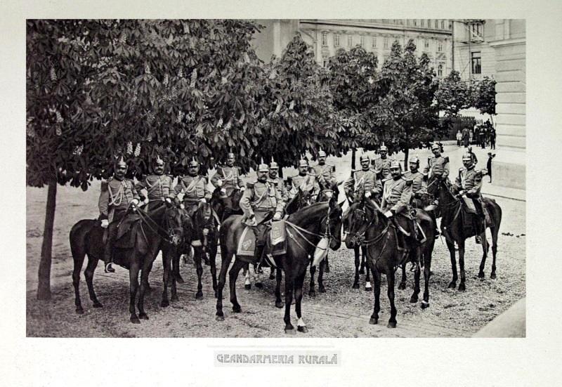 Moment de sărbătoare în Jandarmeria Română