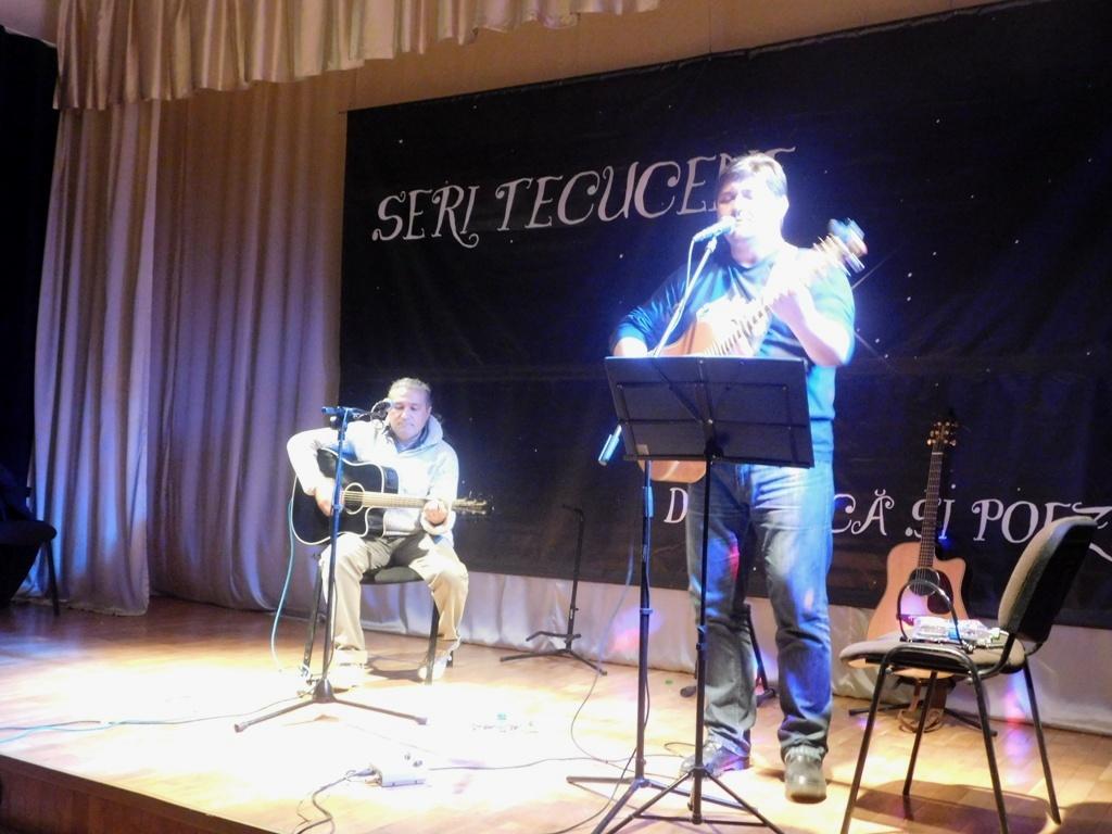 A doua seară de folk la Tecuci