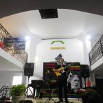 Grandios spectacol susținut de Andrei Păunescu la Ateneul Fundației Pelin