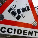 Trei accidente petrecute în acest weekend
