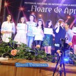 """Laureaţii Festivalului Naţional """"Floare de April"""" – Galerie foto"""