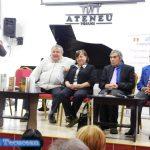 Adevărată lecție de istorie la Ateneul Pelin