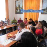 Ședință de Cenaclu literar cu  aripa tânără și poeta Carmen Huzum în prim plan
