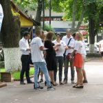 """Campania """"Fără penali în funcţiile publice"""" a continuat la Tecuci"""