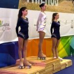 Tecuceanca Daria Alexandra Matei a devenit campioană europeană la patinaj pe role – Video