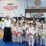 Clubul Sportiv NEKO-ME Tecuci a obţinut patru titluri de campioni şi trei de vicecampioni naţionali la karate – Video