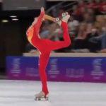 Tecuceanca Daria Alexandra Matei a devenit vicecampioană mondială la patinaj artistic pe role – Video