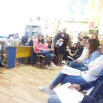 O interesantă întâlnire cu poezia, religia și medicina la CNCH Tecuci