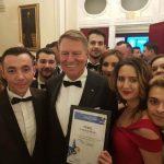 """Tineretul Național Liberal Galați a obţinut cel mai important premiu la Gala """"Mircea Ionescu Quintus"""""""